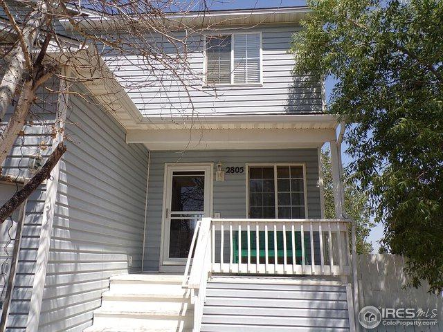 2805 W E St, Greeley, CO 80631 (MLS #859027) :: Downtown Real Estate Partners