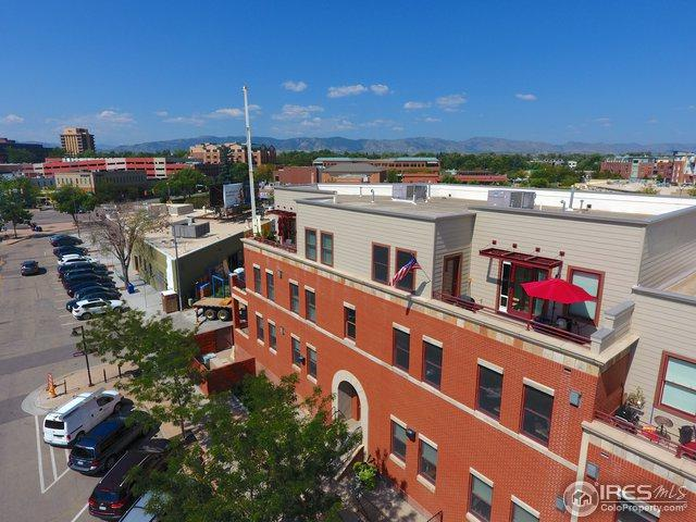261 Pine St #202, Fort Collins, CO 80524 (MLS #859030) :: The Lamperes Team
