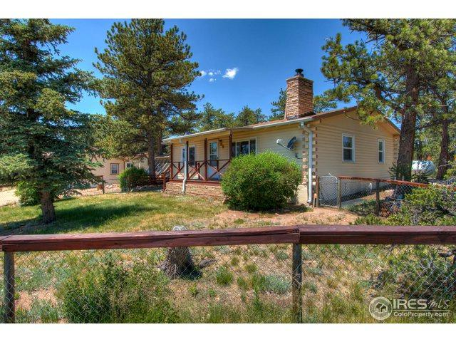 66 Gopher Ct, Red Feather Lakes, CO 80545 (MLS #859050) :: Kittle Real Estate
