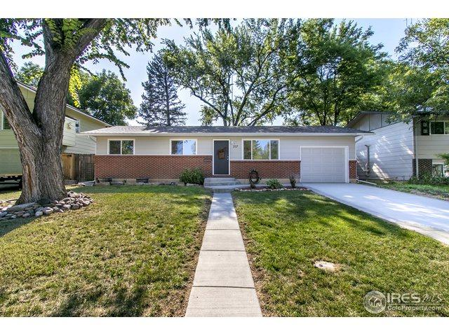 317 Clover Ln, Fort Collins, CO 80521 (MLS #859064) :: Downtown Real Estate Partners