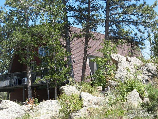 161 Falling Star Ln, Red Feather Lakes, CO 80545 (MLS #859078) :: Kittle Real Estate