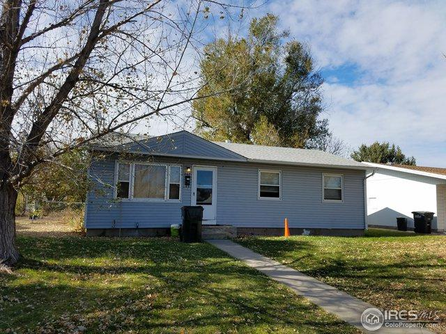 367 Delaware St, Sterling, CO 80751 (MLS #859089) :: The Daniels Group at Remax Alliance