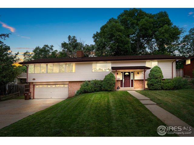 1107 Ash St, Broomfield, CO 80020 (#859118) :: The Griffith Home Team