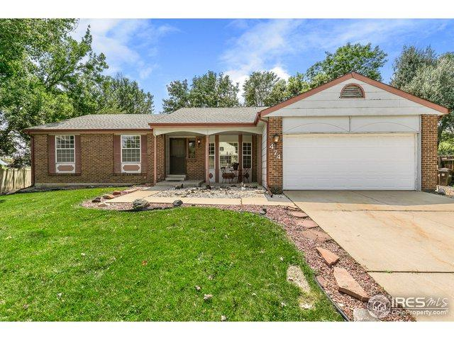 474 W Griffith St, Louisville, CO 80027 (MLS #859127) :: The Biller Ringenberg Group