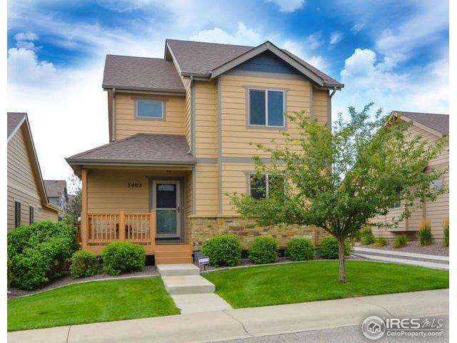 3402 Foster Pl, Loveland, CO 80538 (MLS #859129) :: Downtown Real Estate Partners