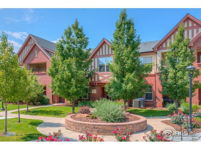 1379 Charles Dr #4, Longmont, CO 80503 (MLS #859161) :: Downtown Real Estate Partners