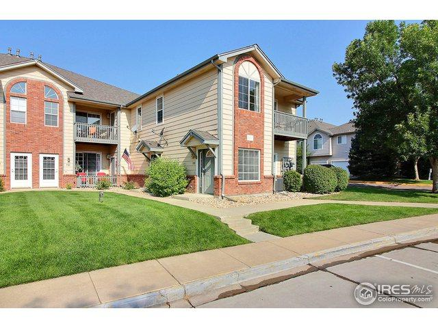 5151 29th St #709, Greeley, CO 80634 (MLS #859164) :: The Biller Ringenberg Group