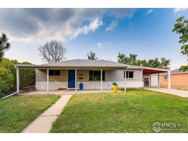1071 Russell Blvd, Thornton, CO 80229 (#859199) :: The Griffith Home Team