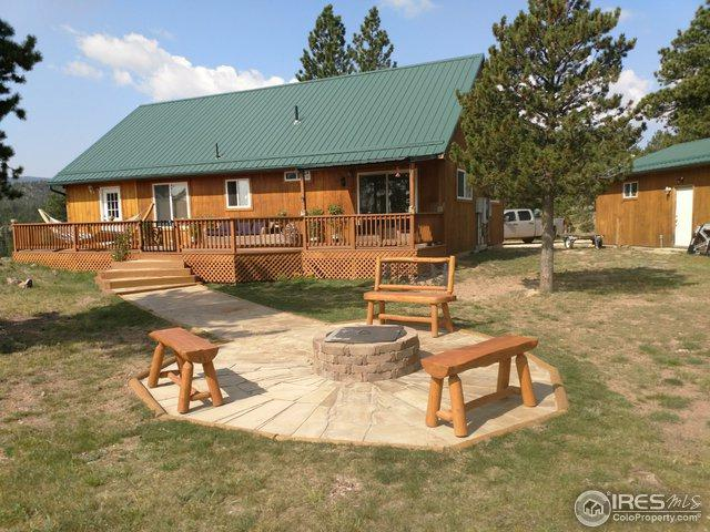 53 Miami Ct, Red Feather Lakes, CO 80545 (MLS #859202) :: Kittle Real Estate