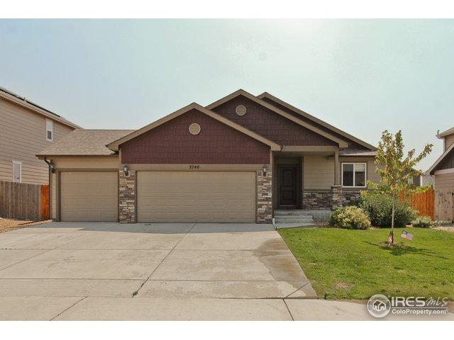 2740 Bridle Dr, Mead, CO 80542 (MLS #859227) :: Kittle Real Estate