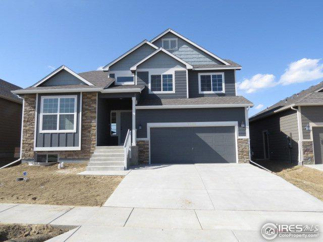 831 Mt. Sneffels Ave, Severance, CO 80550 (#859246) :: The Griffith Home Team