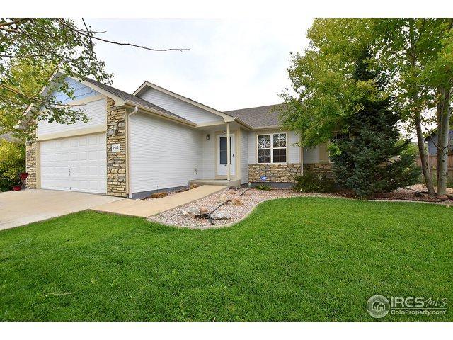 8945 Raging Bull Ln, Wellington, CO 80549 (MLS #859254) :: Kittle Real Estate