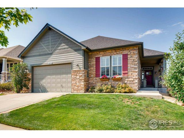 13721 W 87th Dr, Arvada, CO 80005 (#859257) :: The Griffith Home Team