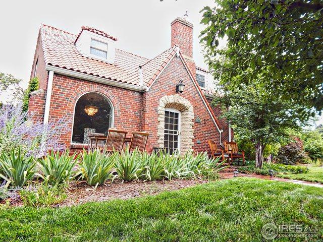 1700 Niagara St, Denver, CO 80220 (#859268) :: The Griffith Home Team