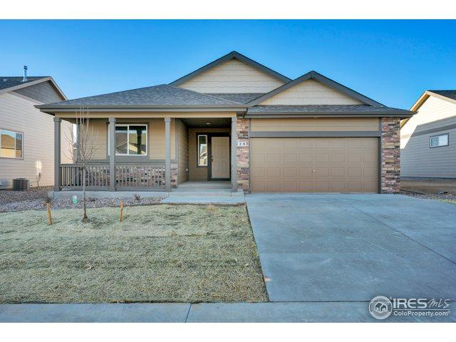 343 Mt. Bross Ave, Severance, CO 80550 (MLS #859295) :: Kittle Real Estate