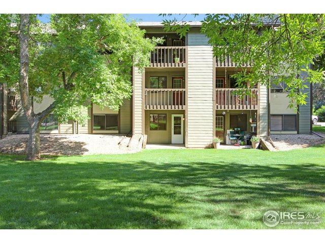 925 Columbia Rd #612, Fort Collins, CO 80525 (MLS #859312) :: 8z Real Estate