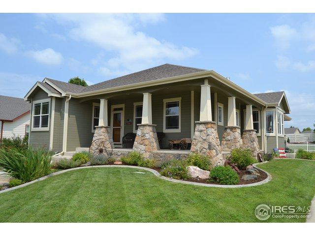 284 N 60th Ave, Greeley, CO 80634 (MLS #859319) :: 8z Real Estate