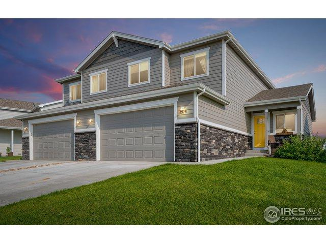 6325 Noble St, Evans, CO 80634 (MLS #859325) :: Colorado Home Finder Realty