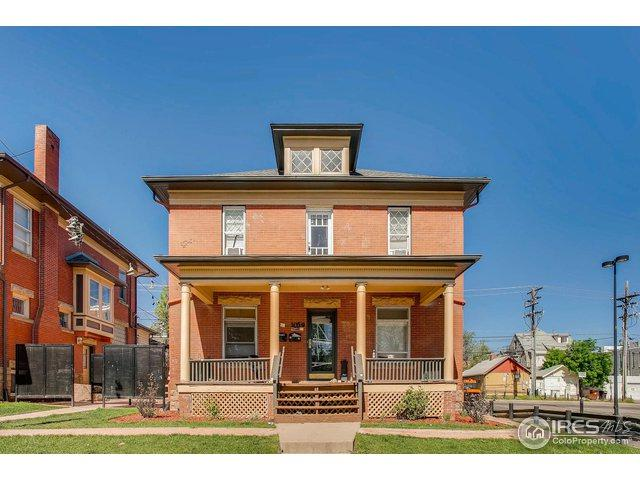 1031 14th St, Boulder, CO 80302 (MLS #859335) :: The Daniels Group at Remax Alliance