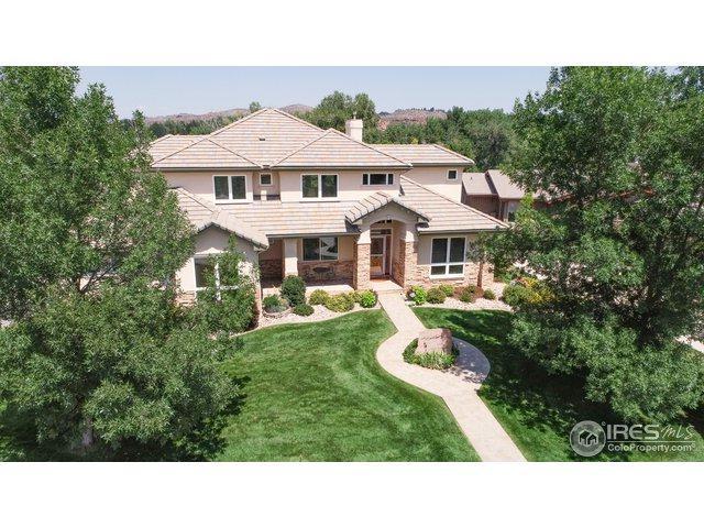 5435 Cedar Valley Dr, Loveland, CO 80537 (MLS #859345) :: 8z Real Estate