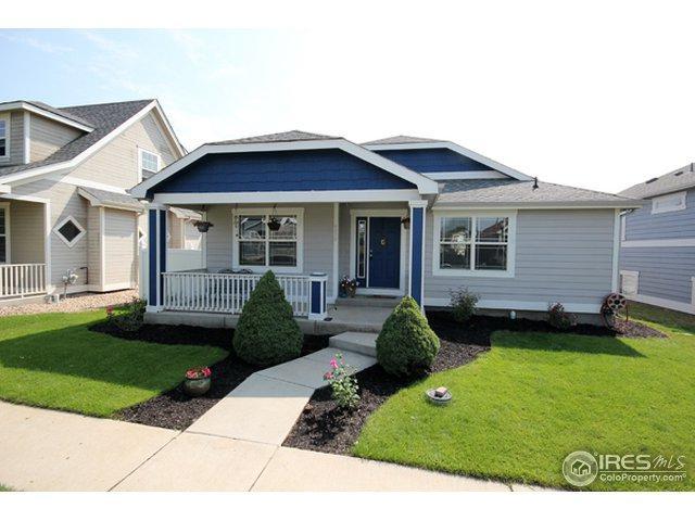 4314 Pennyroyal Ln, Evans, CO 80620 (MLS #859353) :: Kittle Real Estate