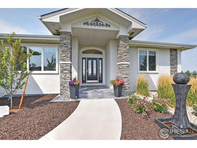 5303 Centennial Ct, Windsor, CO 80550 (MLS #859373) :: The Daniels Group at Remax Alliance