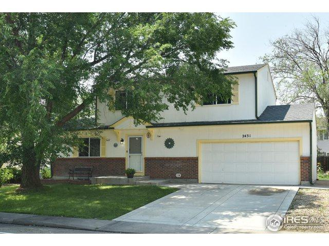 2431 Spencer St, Longmont, CO 80501 (#859380) :: The Peak Properties Group
