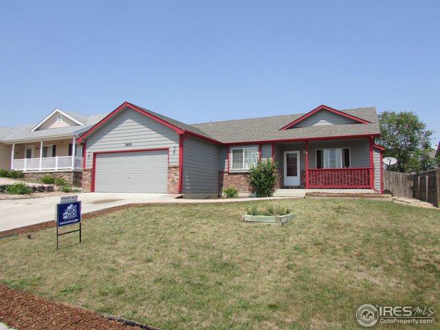 2605 Wharf St, Evans, CO 80620 (MLS #859385) :: Kittle Real Estate
