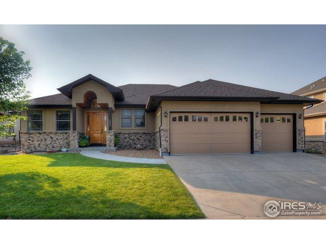 7006 Ruidoso Dr, Windsor, CO 80550 (MLS #859392) :: The Daniels Group at Remax Alliance