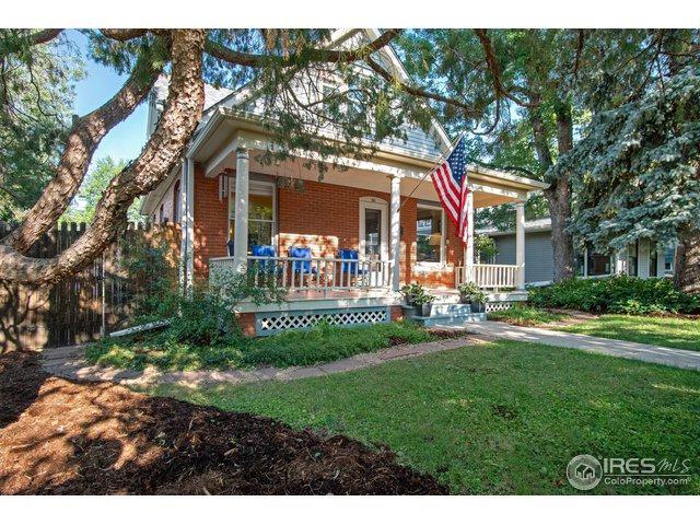 956 Grant Pl, Boulder, CO 80302 (MLS #859410) :: 8z Real Estate