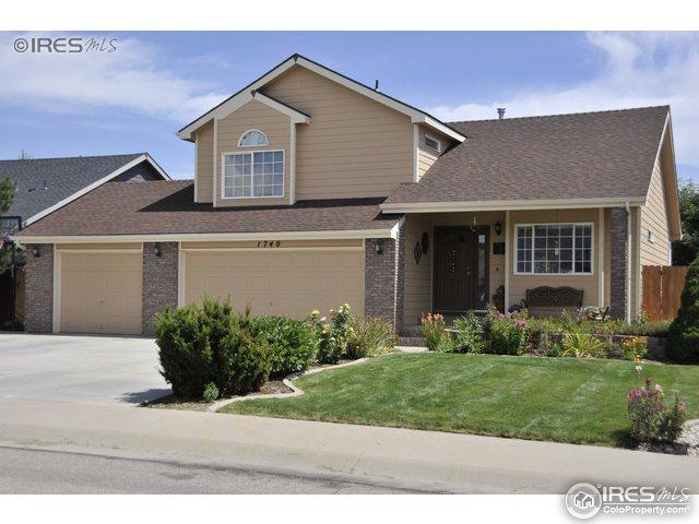 1740 69th Ave, Greeley, CO 80634 (MLS #859415) :: Kittle Real Estate