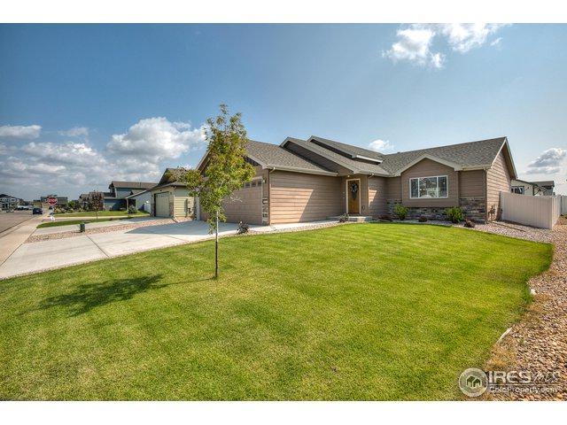 6974 Meade St, Wellington, CO 80549 (MLS #859442) :: Kittle Real Estate