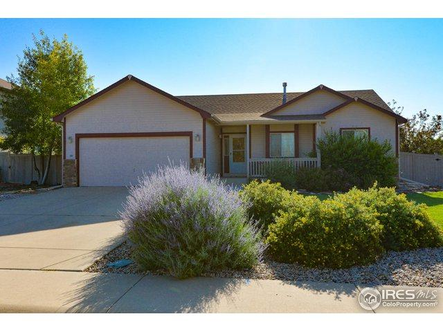 8712 Indian Village Dr, Wellington, CO 80549 (MLS #859448) :: Kittle Real Estate