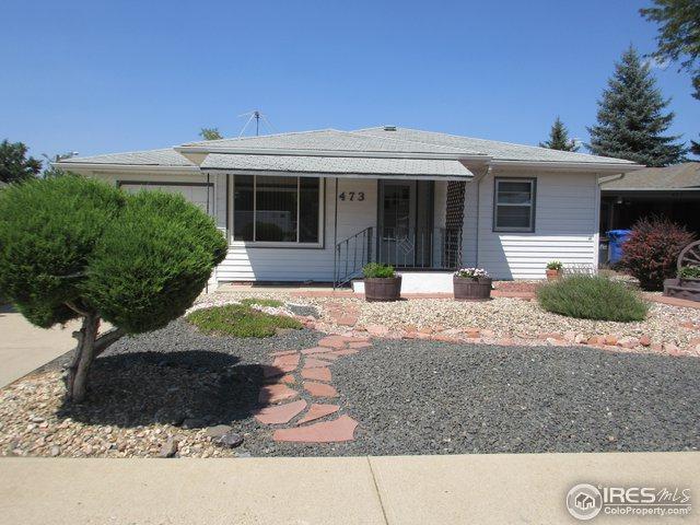 473 W 12th St, Loveland, CO 80537 (MLS #859451) :: Kittle Real Estate
