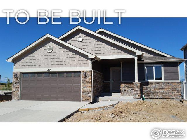 1819 Ruddlesway Dr, Windsor, CO 80550 (MLS #859456) :: The Daniels Group at Remax Alliance