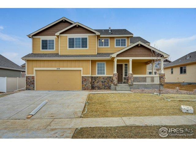 1496 First Light Dr, Windsor, CO 80550 (MLS #859471) :: The Daniels Group at Remax Alliance