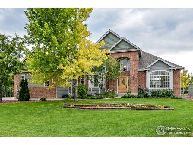 5004 Single Tree Dr, Loveland, CO 80537 (MLS #859484) :: Kittle Real Estate
