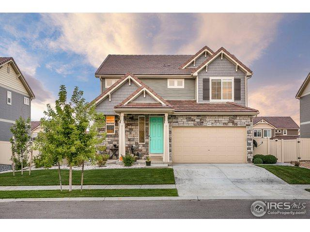 3423 Mountainwood Ln, Johnstown, CO 80534 (#859493) :: The Griffith Home Team