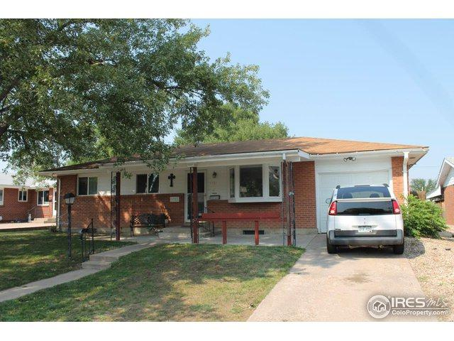 1721 27th St, Greeley, CO 80631 (MLS #859496) :: Kittle Real Estate