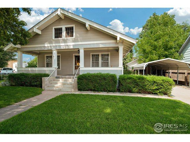 313 2nd St, Eaton, CO 80615 (MLS #859497) :: Tracy's Team
