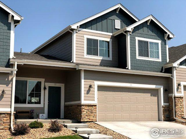 6024 W 1st St #20, Greeley, CO 80634 (MLS #859498) :: Kittle Real Estate