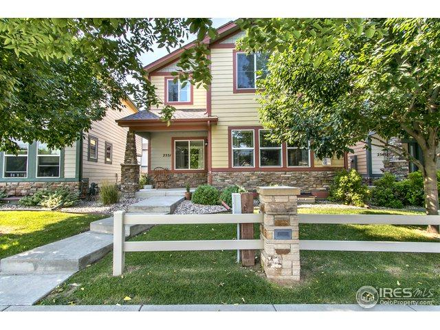 2551 Custer Dr, Fort Collins, CO 80525 (#859505) :: The Peak Properties Group