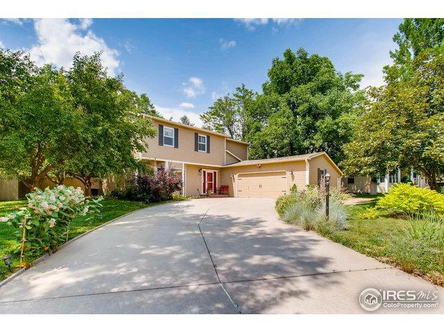 708 Dellwood Dr, Fort Collins, CO 80524 (MLS #859511) :: Kittle Real Estate