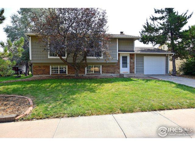 4412 Goshawk Dr, Fort Collins, CO 80526 (MLS #859519) :: Kittle Real Estate