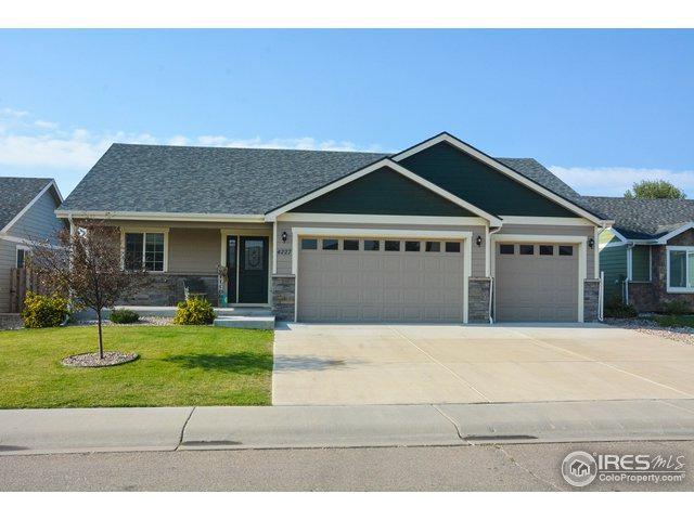 4227 White Deer Ln, Wellington, CO 80549 (MLS #859523) :: Kittle Real Estate