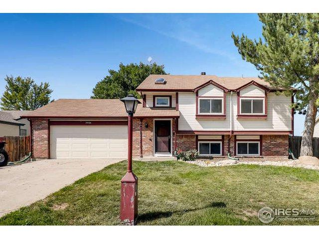 2460 Sunset Dr, Longmont, CO 80501 (MLS #859530) :: The Daniels Group at Remax Alliance