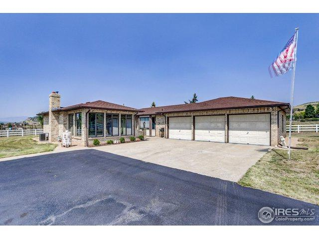 301 Harold Ct, Loveland, CO 80537 (MLS #859543) :: The Daniels Group at Remax Alliance