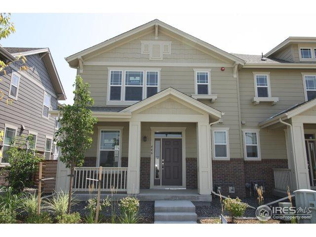 446 Zeppelin Way, Fort Collins, CO 80524 (MLS #859554) :: Downtown Real Estate Partners