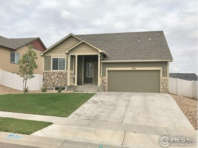 1130 78th Ave Ct, Greeley, CO 80634 (MLS #859555) :: The Daniels Group at Remax Alliance