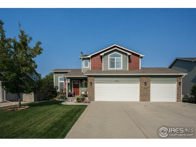 9059 Flaming Arrow Ave, Wellington, CO 80549 (MLS #859556) :: Kittle Real Estate